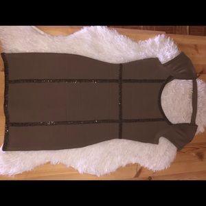 Guess heavy bandage dress